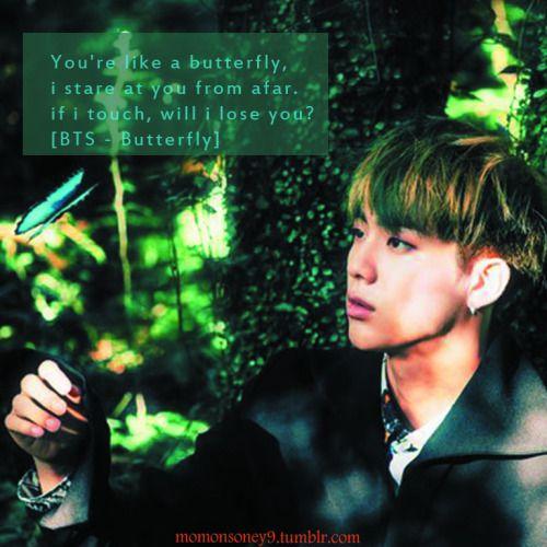 bts butterfly music