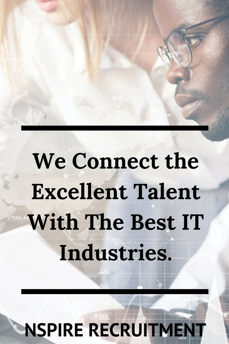 Nspire Recruitment is highly recognized ICT recruitment Company.Our team is highly educated,intelligent and have brilliant individuals who have a great vision and objectives and managed with team interactions.To know more, visit : https://nspirerecruitment.com.au/