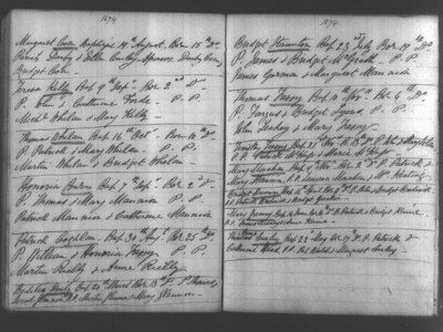 The National Library of Ireland is to digitise more than 400,000 images of Catholic parish register microfilms and publish them online for free.