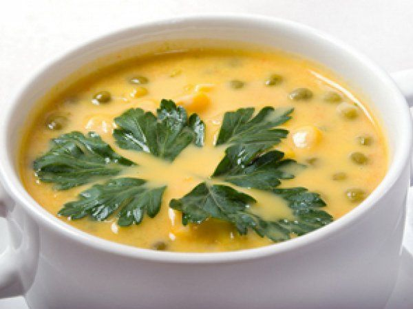 Гороховый суп из сухого гороха рецепт
