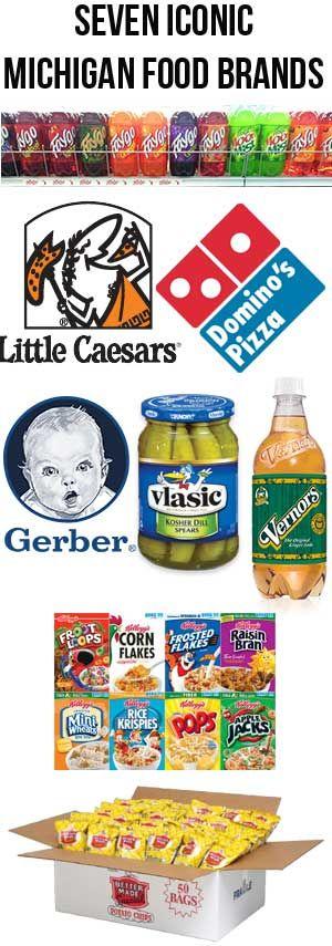 Michigan Food Brands