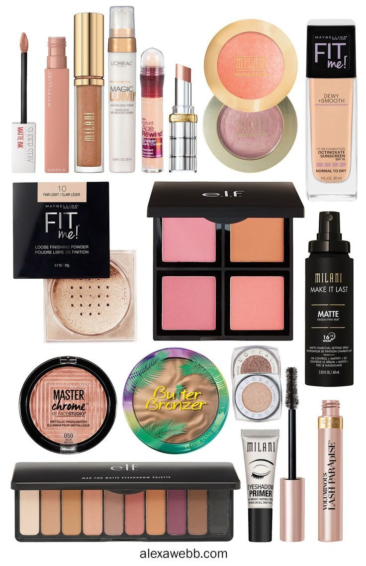 Walmart Beauty Picks Alexa Webb Walmart beauty
