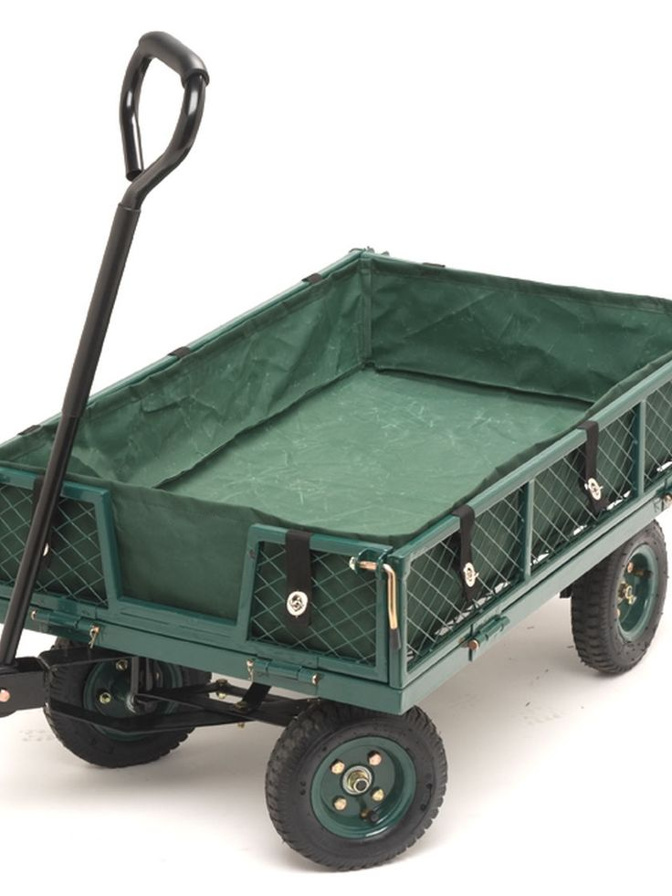 Garden Cart - Garden Wagon - Nursery Cart | Gardener's Supply