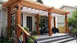 Under Pergola Canopy System Photos & Pergola Picture Gallery