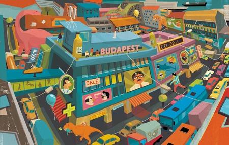 Zsolt Vidak – Greetings from Budapest 6.