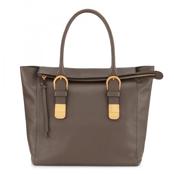 Shopper aus Leder Coccinelle - Taschen Coccinelle
