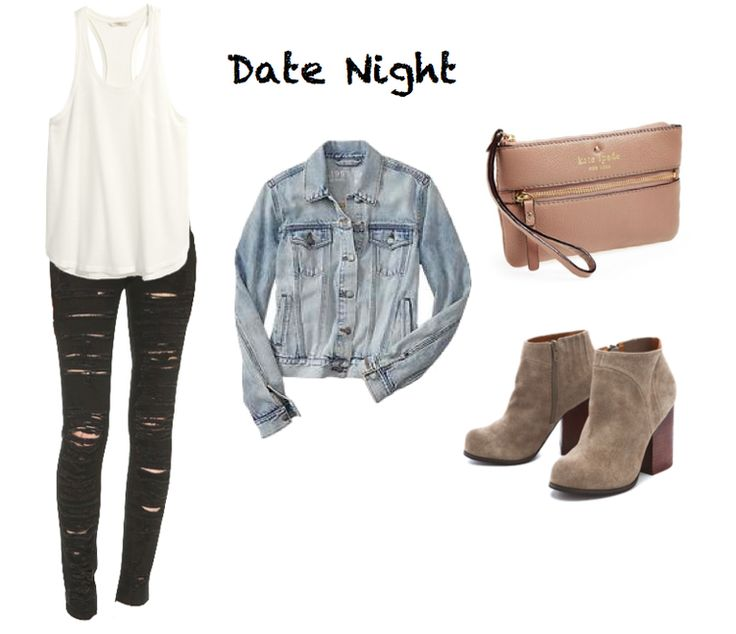 Date Night: State Fair Outfit Inspiration