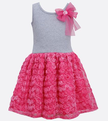 Carly Dress | Girls Dress Shop by Bonnie Jean