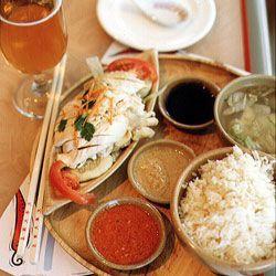 Singapore / Hainanese Chicken Rice