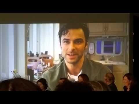 Aidan Turner talking about Poldark. - YouTube