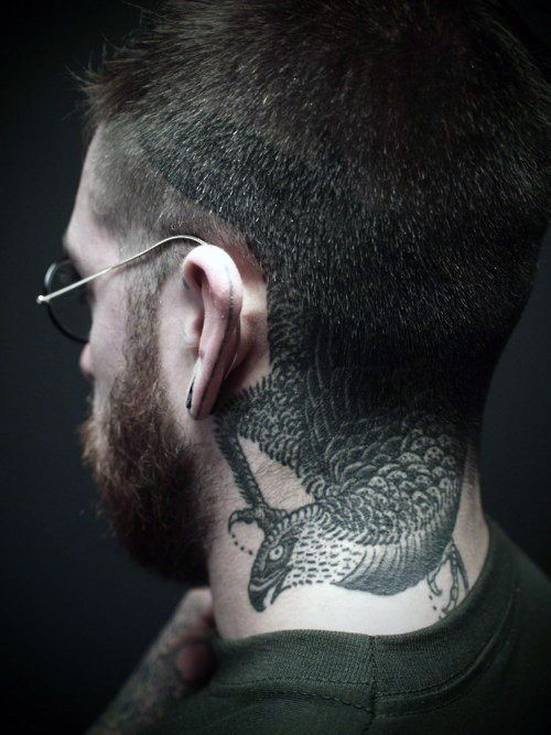 Best Neck Tattoos For Men