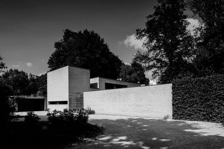 Pascal Bilquin Architect Foto © Thomas De Bruyne