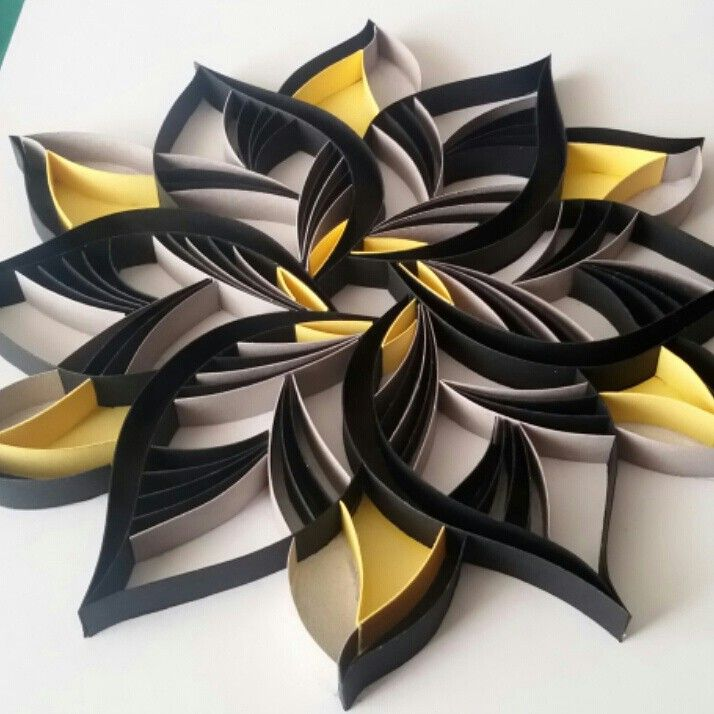 Rosace quilling