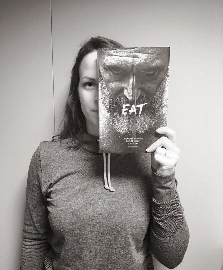 Avant/Après Gilles Lartigot et son livre EAT