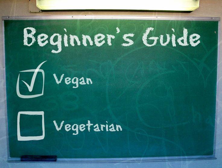 The Beginners Guide to Becoming Vegan - Brand New Vegan