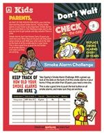 Fire Prevention Week parent letter