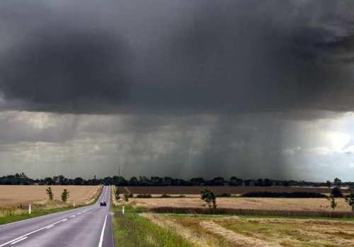 Nueva alerta meteorológico por lluvias intensas