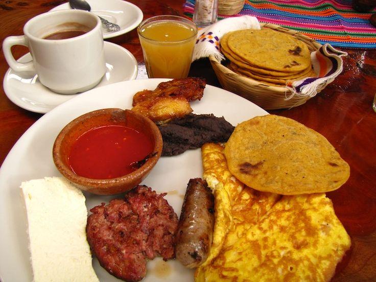 17 Best images about Comida on Pinterest | Guatemalan food ... Desayuno Espanol Tipico