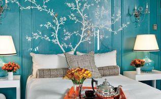mavi yatak odası fikirleri ile dekore, ev dekorasyonu, oturma odası fikirleri