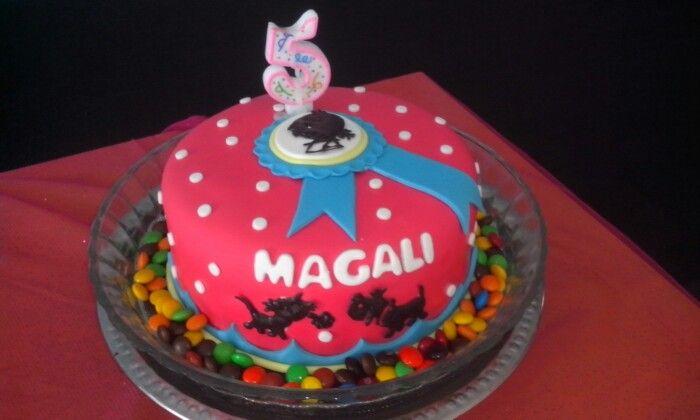 Jip & Janneke birthday cake