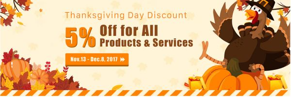 Creative Biostructure Kicks off Thanksgiving Day Promotion with 5% Disscount