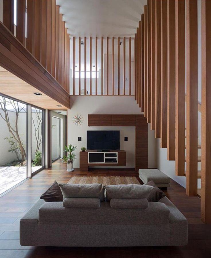 Traumhaus inneneinrichtung modern  384 besten Living Rooms Bilder auf Pinterest | Wohnzimmer, Lofts ...