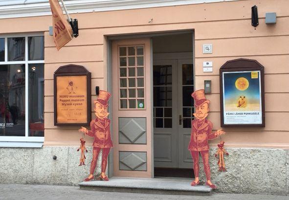NUKU-museo on hurmaava kohde niin lapsille kuin aikuisille. Museo on omistettu nukketeatterille ja nukeille. Uudistetuissa tiloissa on 1400 neliötä tilaa nukkien maailmalle. Interaktiivisessa museossa on mm. maailman nukkien huone. Siellä on esillä eri tavoin valmistettuja nukkeja ympäri maailmaa. Alle 3-vuotiaat pääsevät museoon ilmaiseksi. #lapset #children #museo #nukke #nuku #tallinn #eckeroline