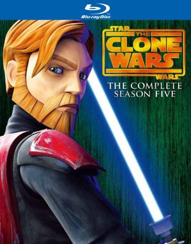 [Blu-ray] Star Wars: Clone Wars  Fifth Season  Complete Box [The First Limited Production] @ niftywarehouse.com #NiftyWarehouse #Geek #Products #StarWars #Movies #Film
