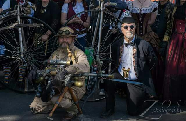 Steampunk. Paul day 2.  Photo ZOS photography
