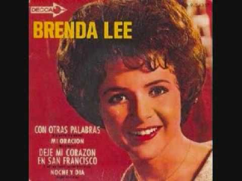 Brenda Lee - My Prayer (1963) (+playlist) This is who I was named after in 1963 !