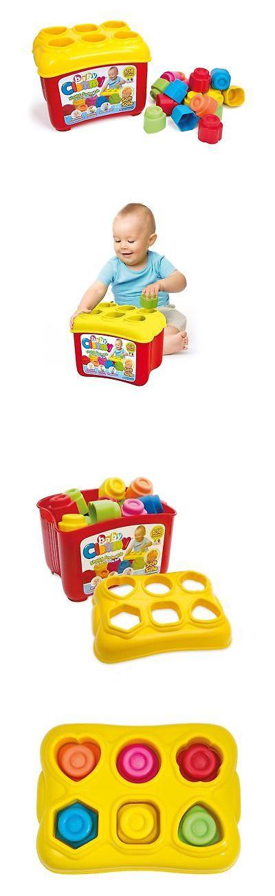 Blocks and Sorters 100225: Clementoni Clemmy Shape Sorter -> BUY IT NOW ONLY: $37.82 on eBay!