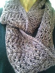 Ravelry: February Woman Cowl pattern by Christy Becker - free