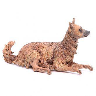 Hund für Krippe 30cm Angela Tripi | Online Verfauf auf HOLYART