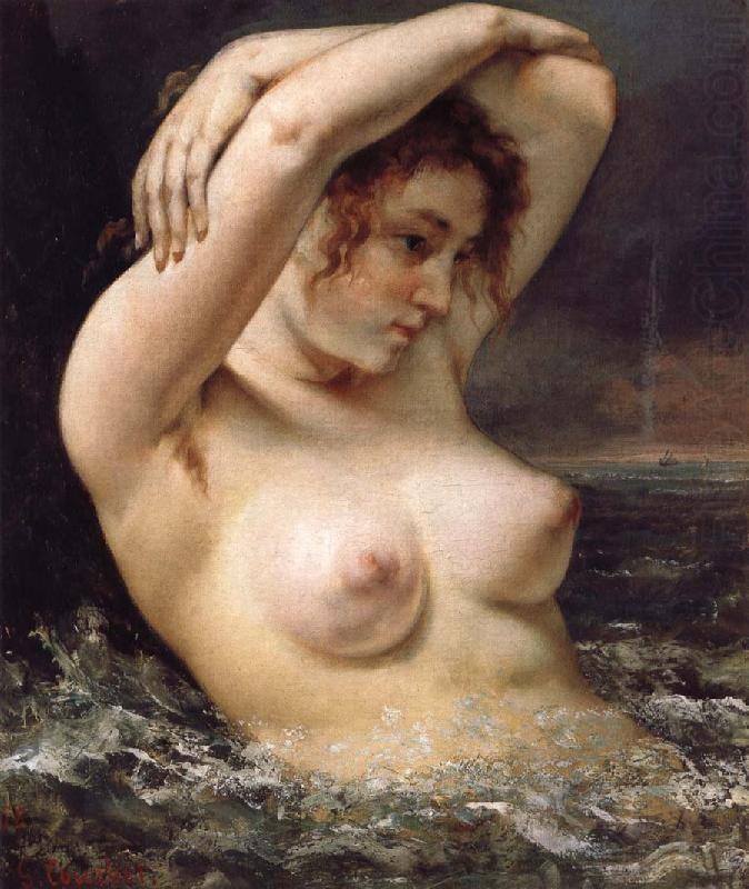 Λουομένη (1868) Μητροπολιτικό Μουσείο Νέας Υόρκης