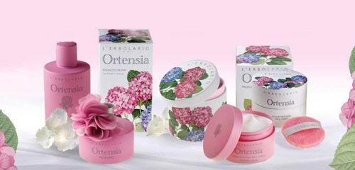 Ortensia Parfüm illatcsalád Lerbolario Naturkozmetikumok Magyarország