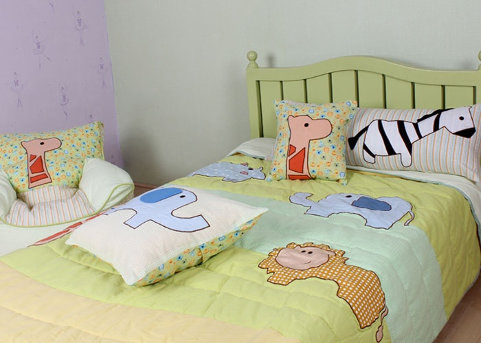 Wild Animal Bed Linen
