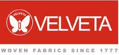 Akciová společnost VELVETA je předním evropským výrobcem bavlnářských tkanin pro oděvní účely. Výrobní sortiment je určen především pro sportovní módu a oblečení pro volný čas. Nechybí však ani tkaniny pro pracovní oblečení nebo tkaniny pro lůžkoviny a bytový dekorační textil.