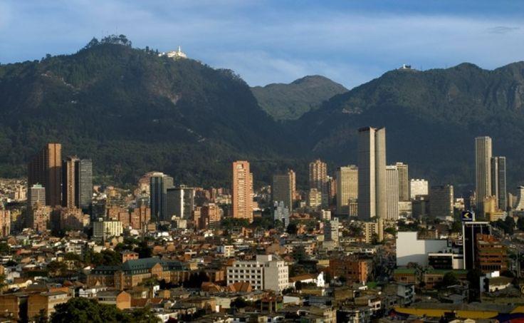 Bogotá | Santafé De Bogotá, in Colombia