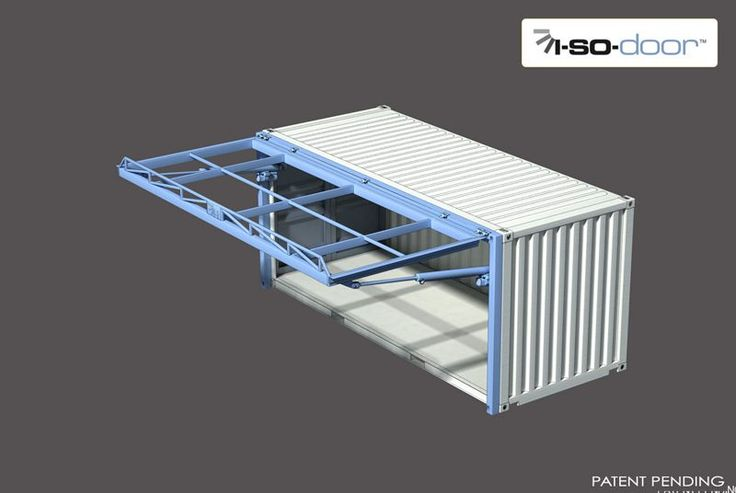 hydroswing hydraulic iso container door 6