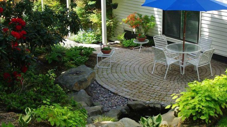 Paver Patio Ideas for Enchanting Backyard