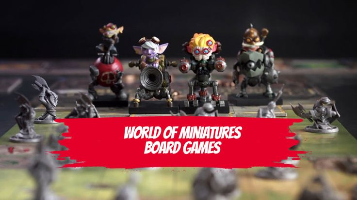 Board games aren't as popular as they were several decades ago but they are still here. In the past, people would gather and enjoy in long board game sessions where they played out fantasy settings where they battled enemies, explored new lands and investigated crime scenes. The revival of the role-playing board games 2017 brought …