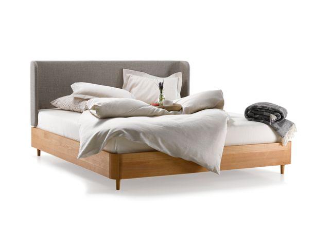Bettgestell Doppelbett Bettrahmen Bett 180x200 Kiefer