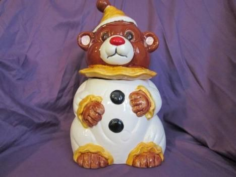 199 Best Images About Vintage Cookie Jars On Pinterest