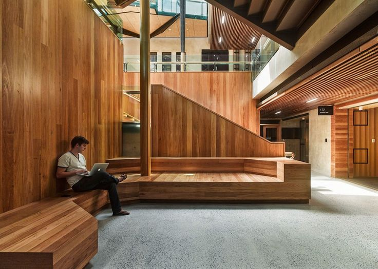 Gallery Of University Queensland Global Change Institute HASSELL