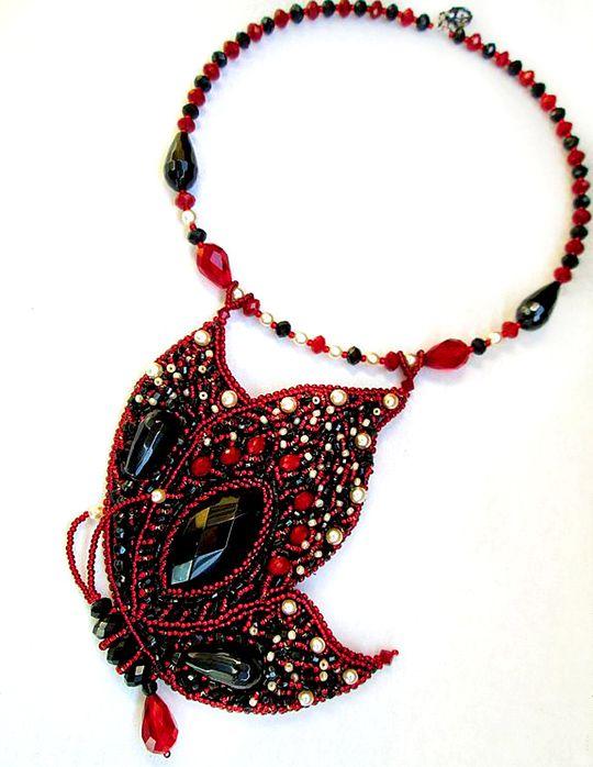 Beads Magic - everything about handmade jewelry: beads patterns, schemas, photos, ideas. - Part 2