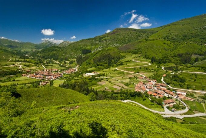 Valle de Cabuérniga (Cantabria)