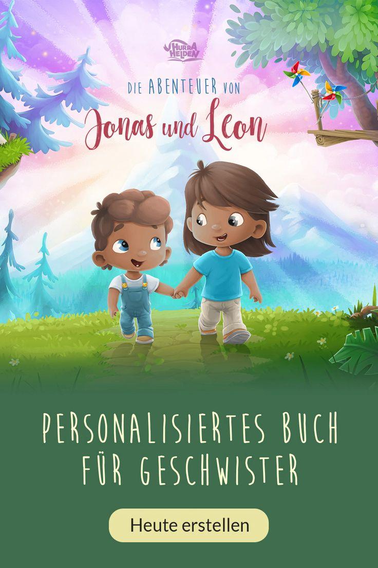 Mit Lesen die Bindung zum Geschwisterchen stärken – Hurra Helden