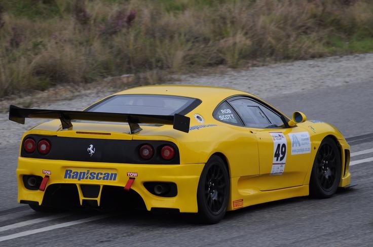 Robert Scott - 2001 Ferrari F360 Challenge