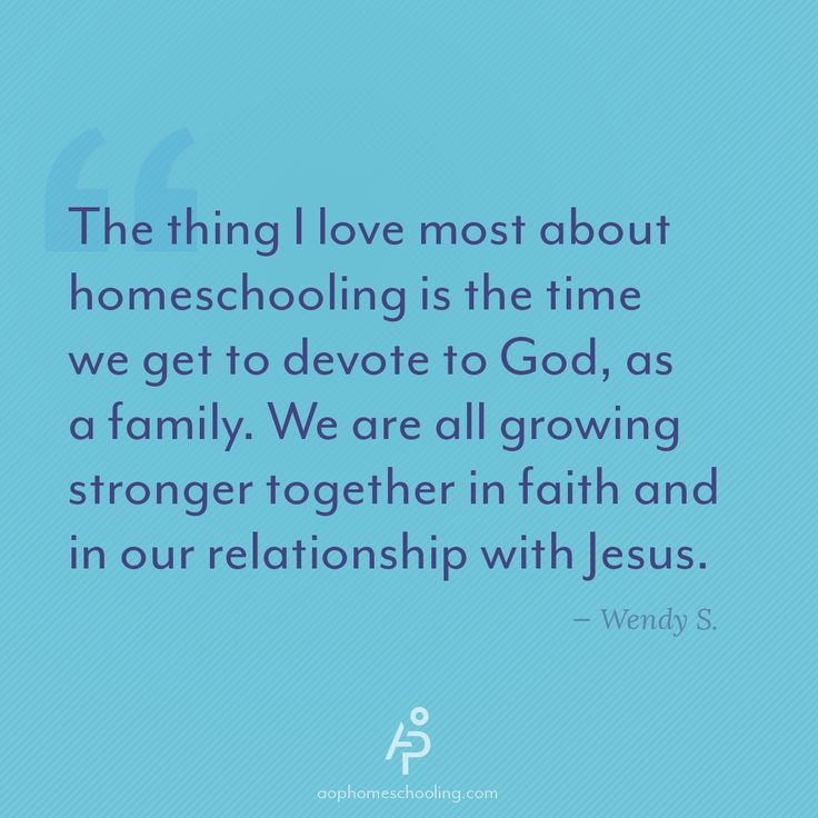 How has homeschooling strengthened your family's faith?  #homeschooling #aophomeschooling #uncommonhomeschooling #faith #family #inspiration
