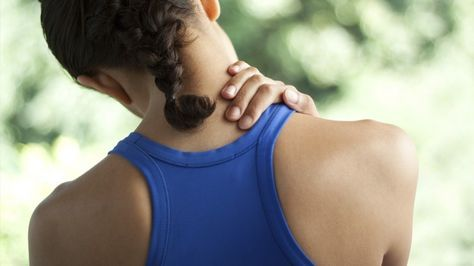 What Causes Muscle Spasms In Neck And Treatment